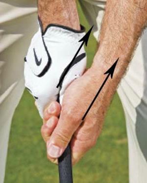 Grips Left handed