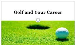 Golf Career